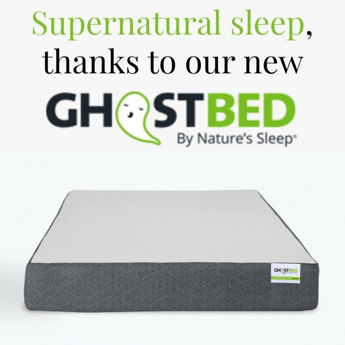 Nature S Sleep Vs Ghostbed
