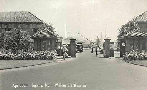 Apeldoorn - Willem III kazerne