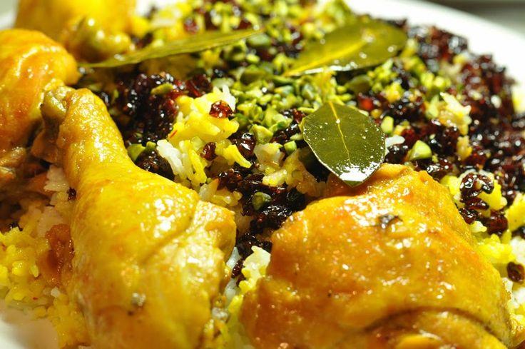 Persische Küche ... wenn ich das Wort persisch höre, komme ich mir gleich wieder vor wie ein kleines Mädchen. Das Wort hatte einen ganz ei...