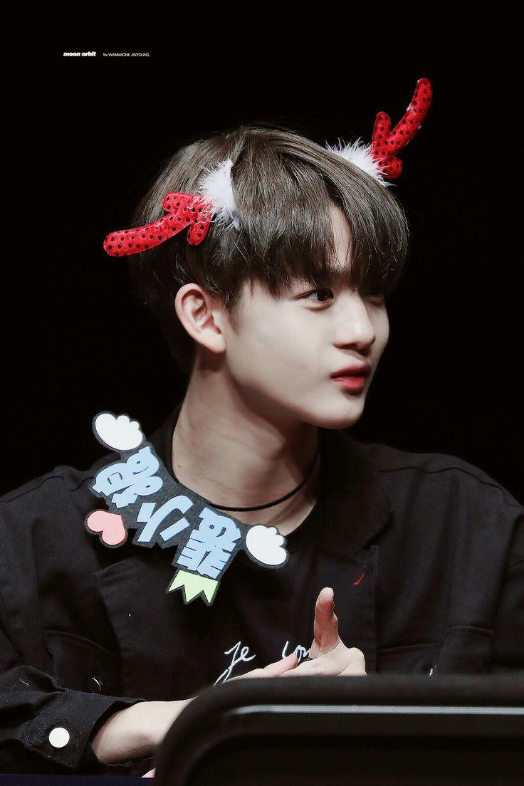 #WannaOne #Baejin #Fansign #171118 #NothingWithoutYou