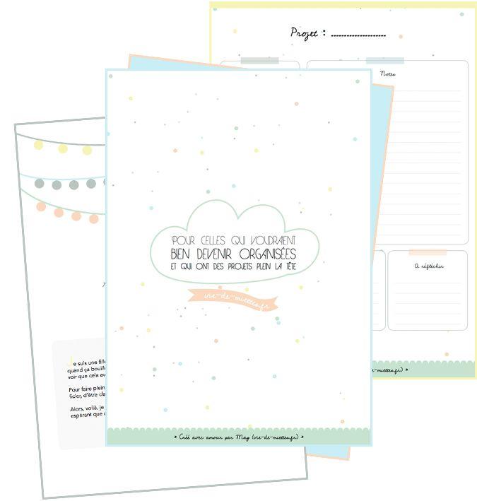 Un kit pour s'organiser - Vie de Miettes