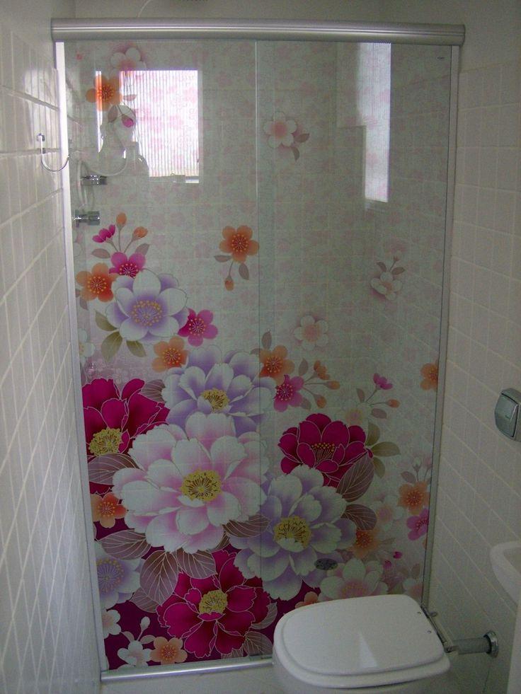 Artesanal Ou Artesanal ~ 25+ melhores ideias de Adesivo para box banheiro no Pinterest Duas duchas, Vidro inteligente e