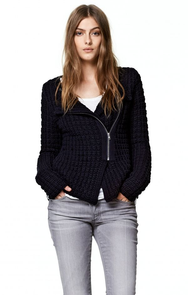 Essentials Rutland Cardi from Hunkydory