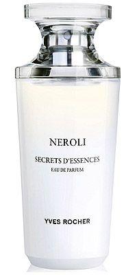 Neroli ist die neue Parfum-Kreation der Kollektion SECRETS DESSENCES von Yves Rocher mit floralem Bouquet und Moschusakkorden, das Symbol subtiler, zarter Weiblichkeit. Diese neue Parfum-Kreation entfaltet sich rund um Neroli. Ein Duft voller Sinnlichkeit und eleganter Frische, subtil und zart. Eine Ode an die Weiblichkeit.
