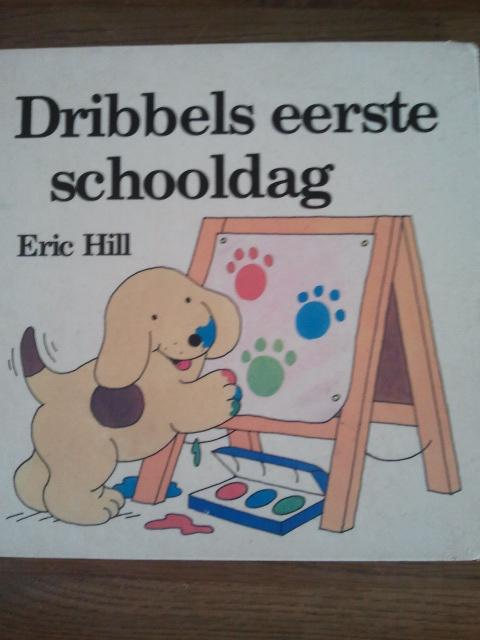 prentenboek: dribbels eerste schooldag