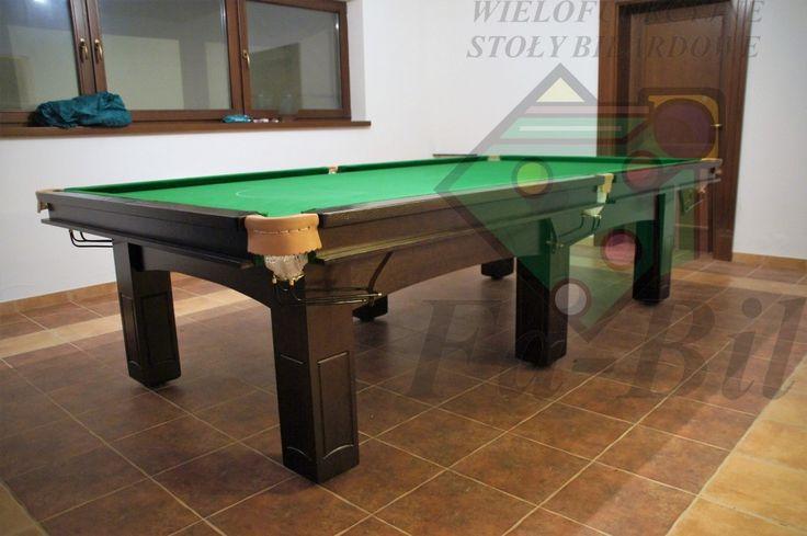 bilard table at home