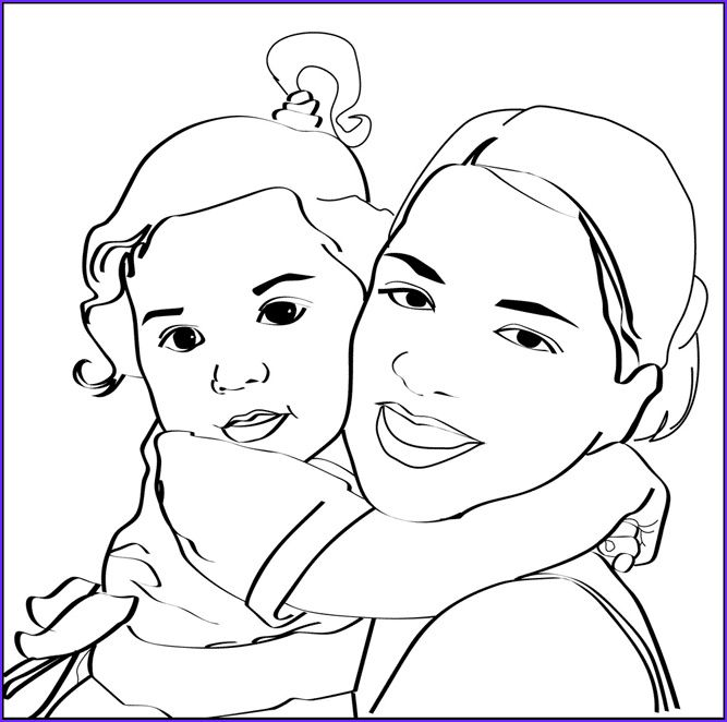 12 Beautiful Turn Photos Into Coloring Pages Stock In 2020 Cat Coloring Book Coloring Pages Coloring Books