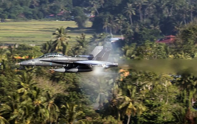 McDonnell Douglas F/A-18D, Royal Malaysian Air Force | Flickr