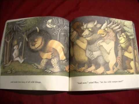 Maurice Sendak's 'Where The Wild Things Are,' as read by Christopher Walken (VIDEO)