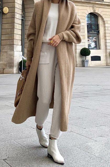 25+ Winter Street Style Outfits, die dich stilvoll und warm halten