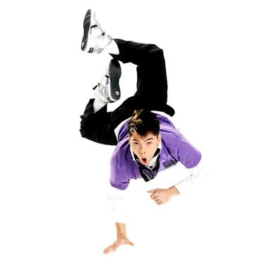 "D-Trix from my favorite Dance Crew, ""Quest Crew"""