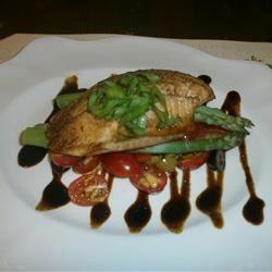 Honey Soy Tilapia. On the menu for tonight.