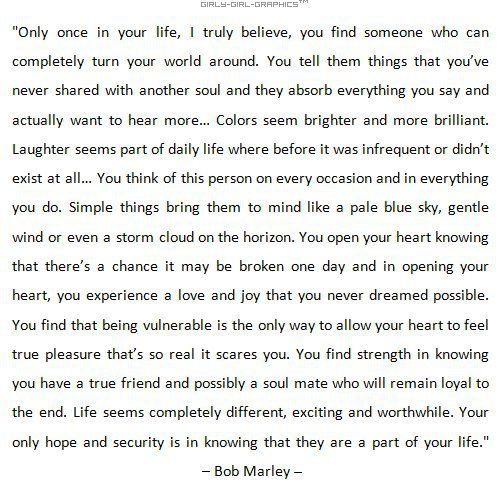 bob marley quotes | Bob Marley Quote | JourneyIntoYourSoul