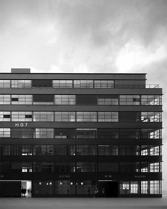 Works - Johannes Norlander Arkitektur AB