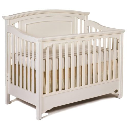 Lovely Veneto Convertible Crib in Choice of Color Style - Model Of Best Baby Cribs Plan