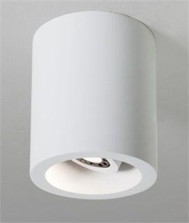 Surface Mounted Plaster Downlight For GU10 lamps