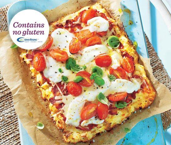 Potato crust pizza | ASDA Recipes