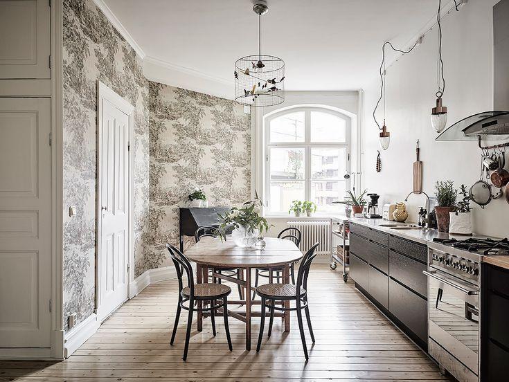 New Modern Wallpaper for Kitchen