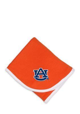 Two Feet Ahead Orange Auburn Tigers Blanket