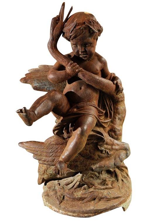 <3 this child statue