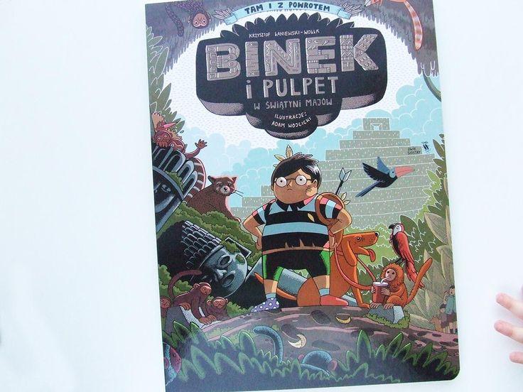 Sroka o....: Binek i Pulpet - jedyna taka kartonówka