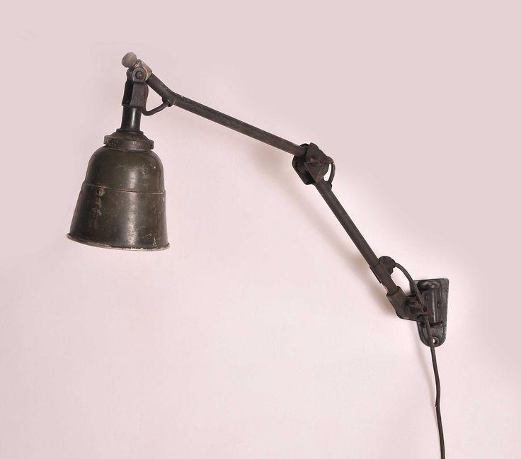 Midgard Bauhaus lamp