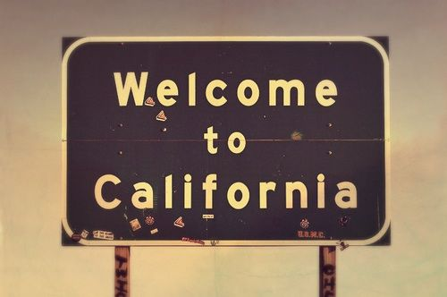 Welcome to #California.  #travel #takemethere