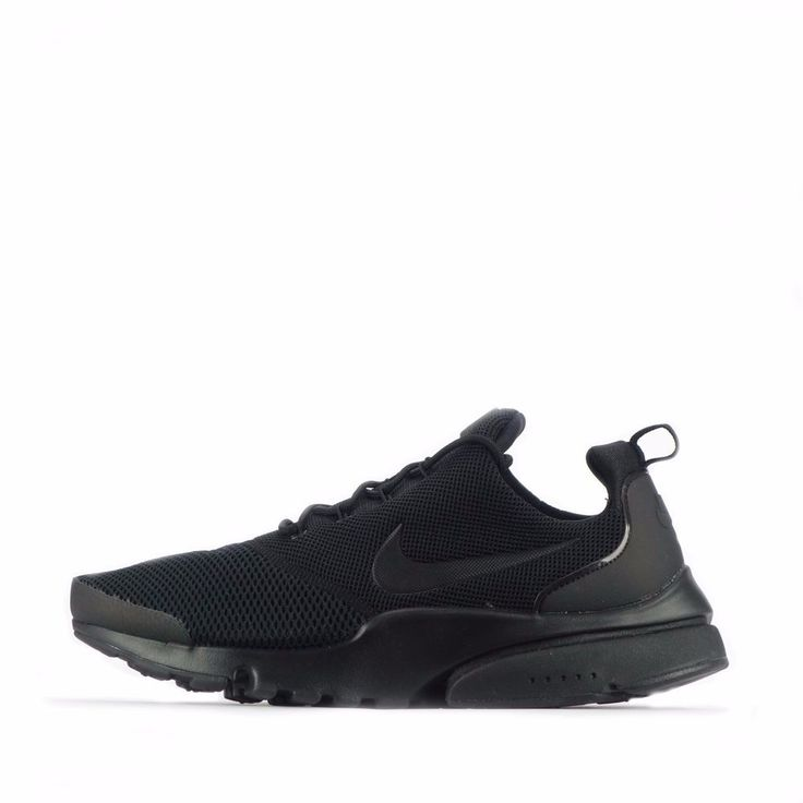 "Nike Presto Fly ""Triple Black"" Men's Shoes"