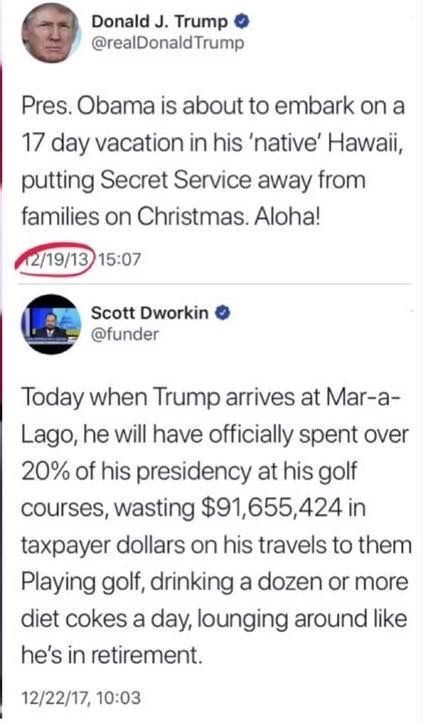 How ignorant do you have to be to think #45 is actually helping anyone but himself and the rich?