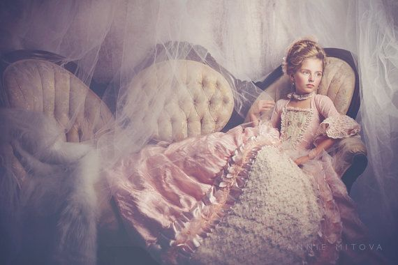 LIMITED EDITION MARIE ANTOINETTE BALL GOWN  Please Note: This is a LIMITED EDITION product which means we will only be making a small number of them