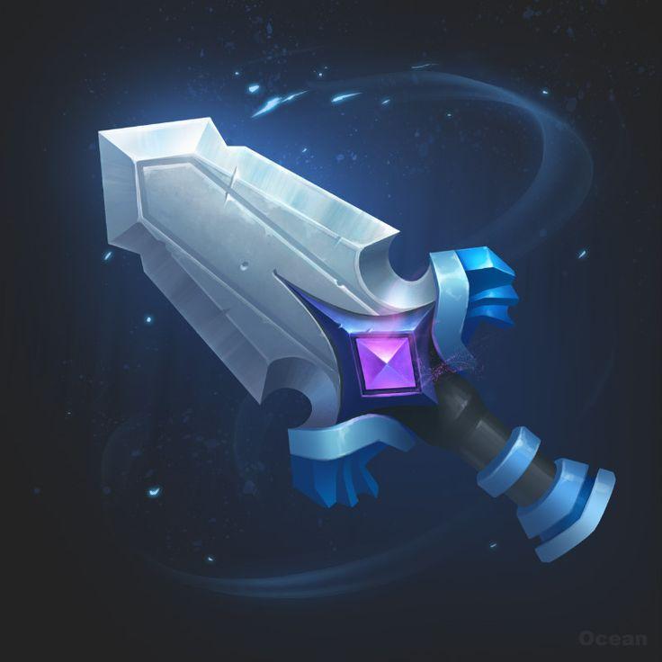 ArtStation - Dagger, ocean yan