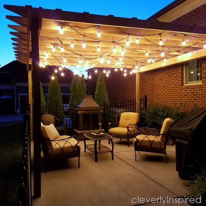 Hey all! Hope you had a great weekend….We caught up with friends and did a few outdoor projects. I also hit the sewing machine on Sunday to crank out a few more clutch purses. Go see them this week at LuluBelle's here in Norton Commons:) I wanted to share with you a project that we did not complete ourselves….we hired this one out. Our carpenter friend Bob (Bob the builder we affectionately call him:) built it for us. He has built us decks and finished out our basements in the past…and we…