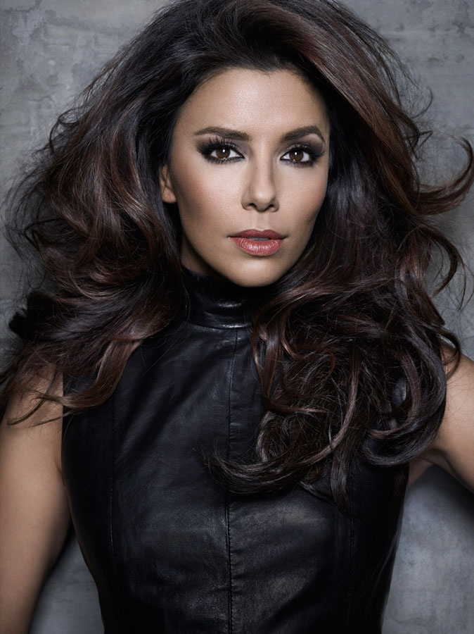#Eva Longoria. Hair color!!