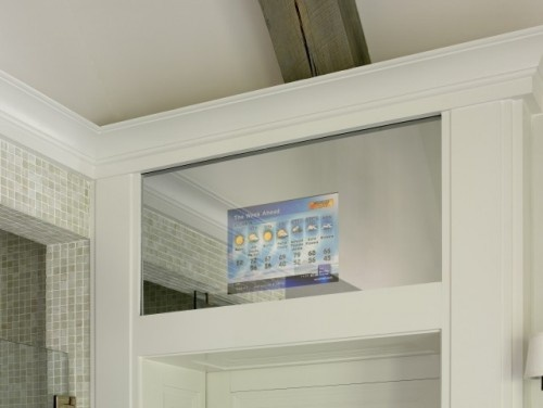 13 Best Ad Notam Bathroom Mirror Television Installations Images