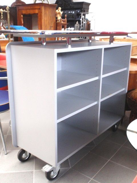 BAR Kommode großes Barmöbel Sitzbar Tresen Raumteiler od Küchentresen Retro Stil | eBay