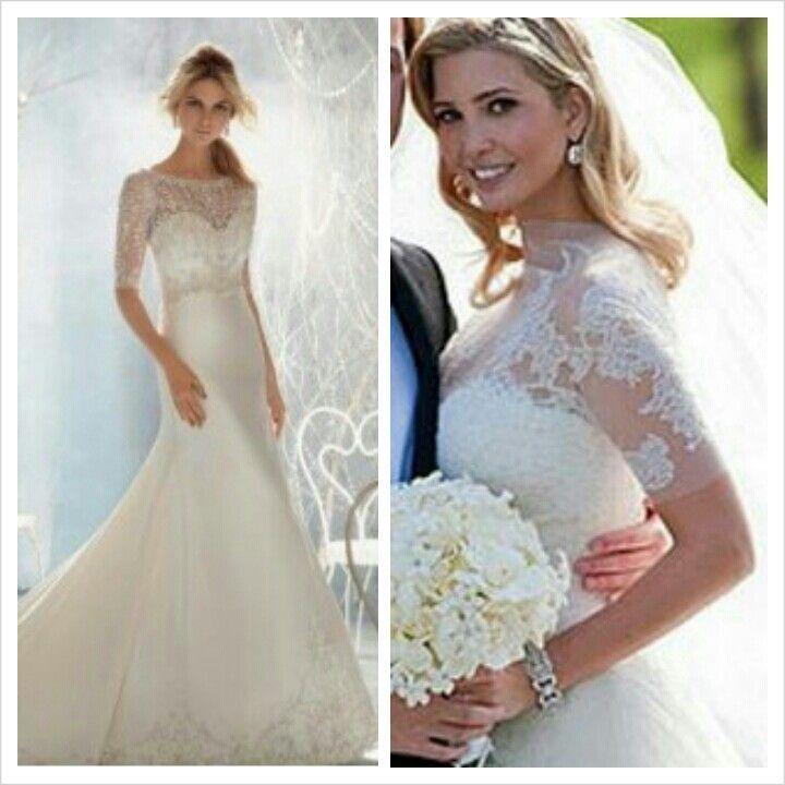 Buying Ivanka Trump Wedding Dress: the inspiration of Ivanka Trump Wedding Dress
