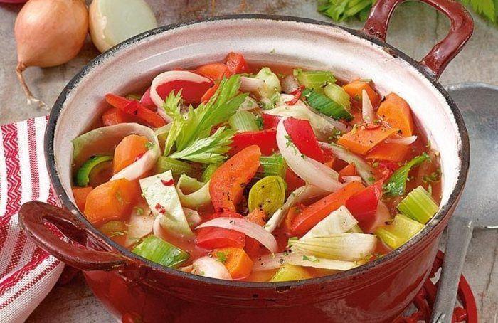 Mit der SOS-Suppen-Diät ruckzuck abnehmen