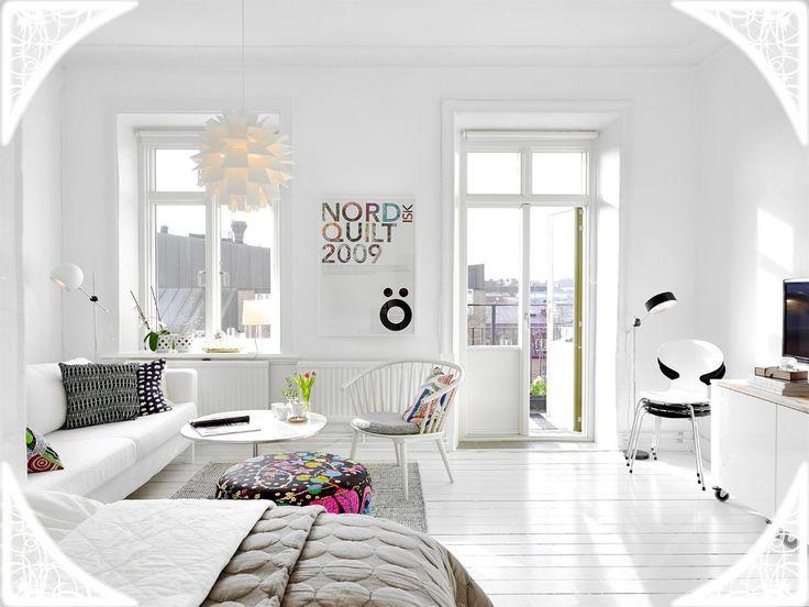 Vamos decorar a minha casa? Decoração - Casa - Clean - simples - pequena
