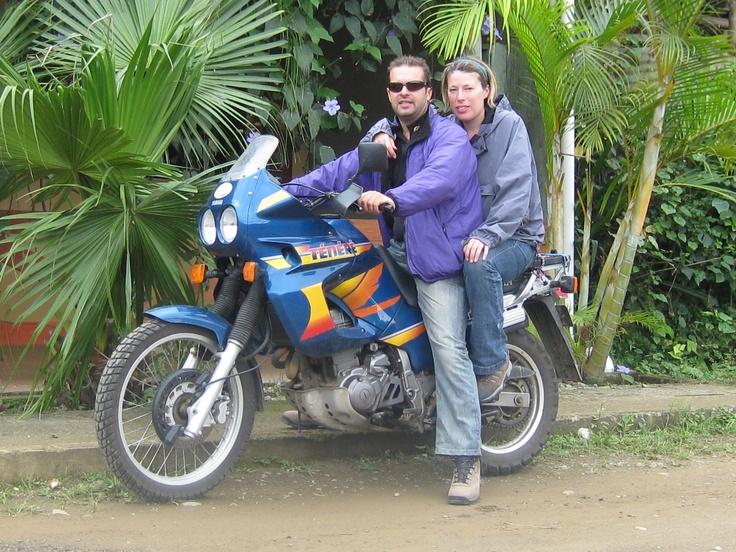 Costa biking