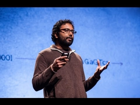 """Sriram Kosuri is a biological engineer at the Wyss Institute at Harvard University, developing next-generation #DNA synthesis technologies. """"We have reached a stage where we look to biology to solve some of the real-world problems that we see out there."""""""
