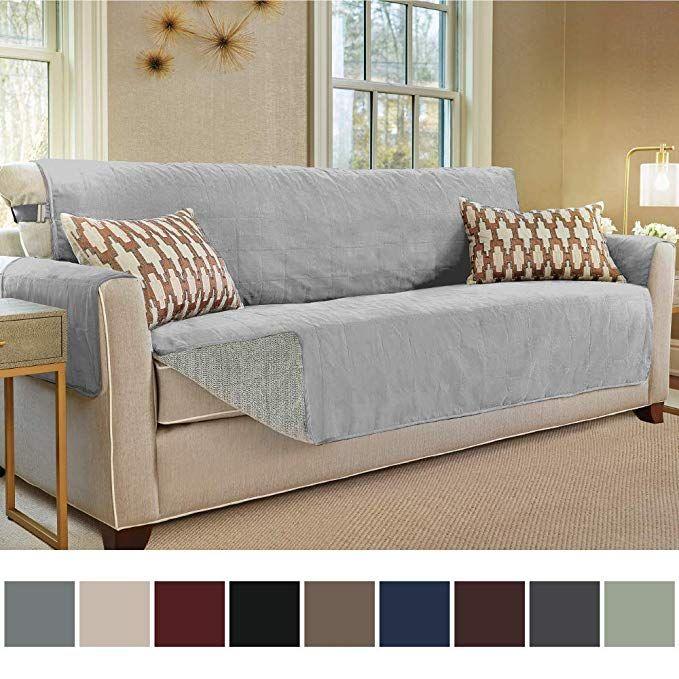 Amazon Com Gorilla Grip Original Slip Resistant Oversize Sofa