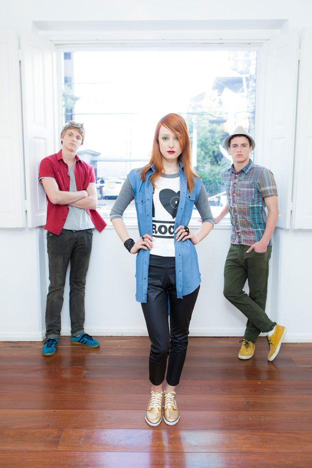 Estilo Paramore: um editorial de moda inspirado na banda -
