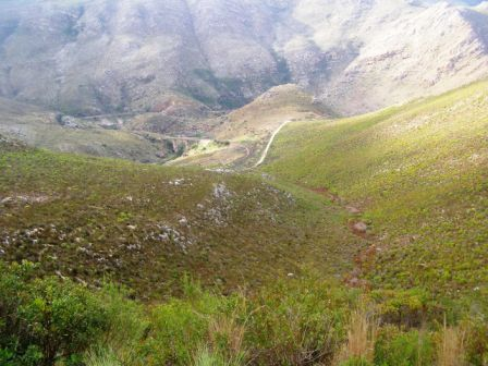 Houwhoek Valley