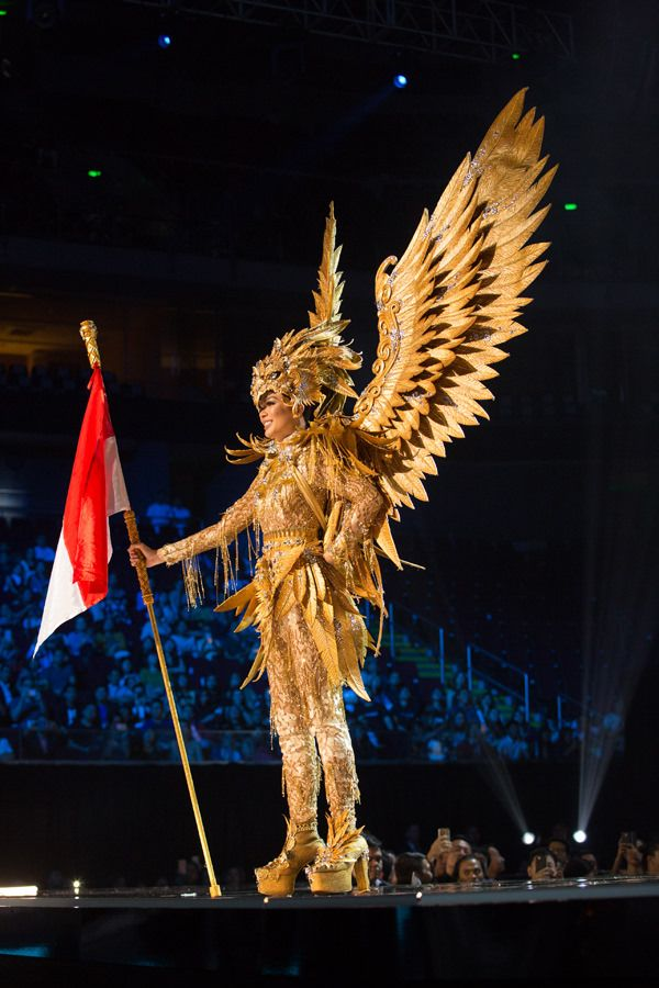 Miss Universe National Costumes 2016, Miss Indonesia