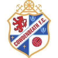 1881, Cowdenbeath F.C. (Scotland) #CowdenbeathFC #Scotland (L17649)