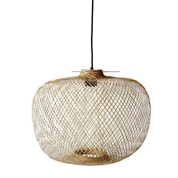 Bambusový Lustr - laventure