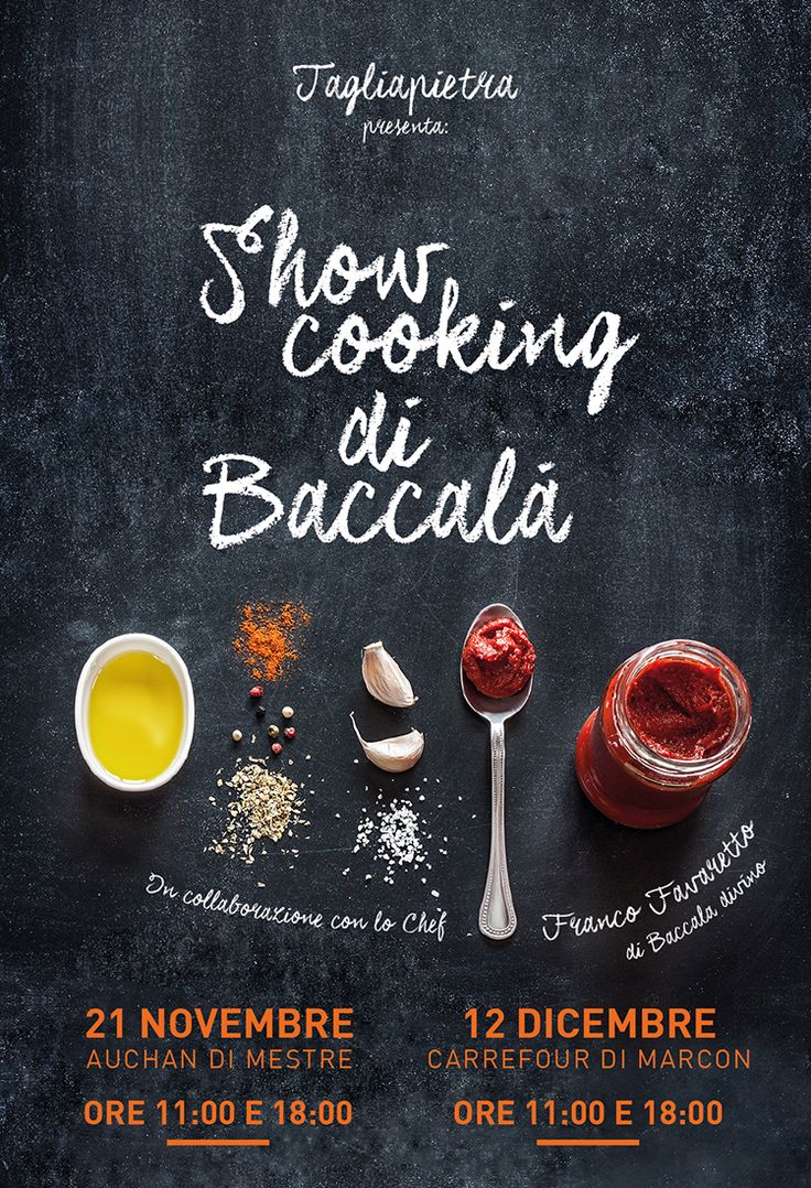 Showcooking Stocco Facile Carrefur