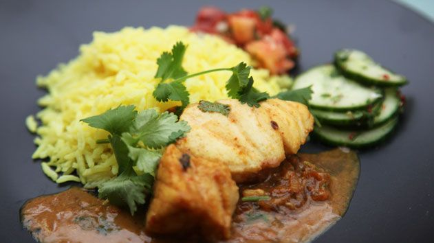Cape Malay fish curry recipe