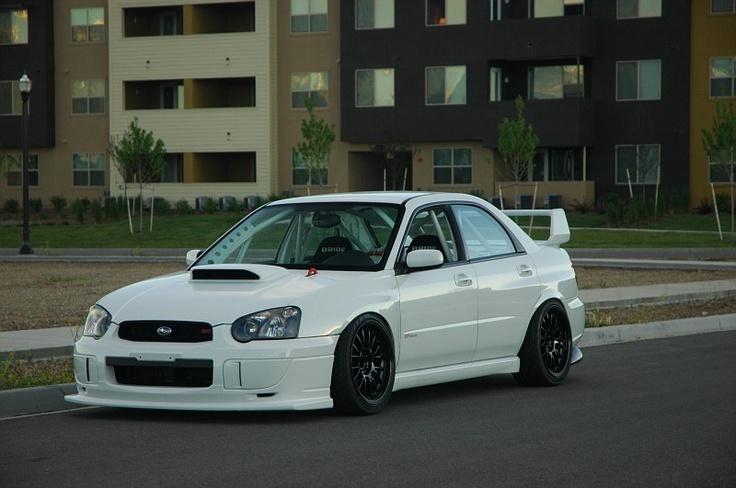 2005 Subaru WRX/STi