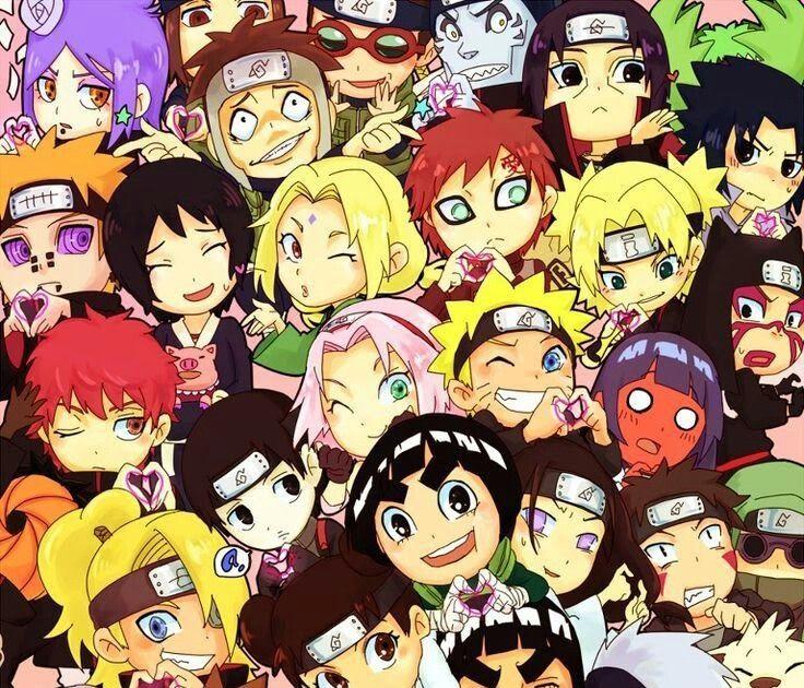 Wallpaper Tokoh Anime Naruto em 2020 Naruto